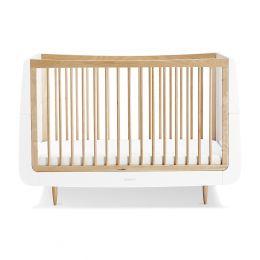 SnuzKot Skandi Cot Bed Natural