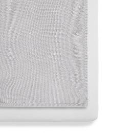 Snuz 3pc Crib Bedding Set Grey