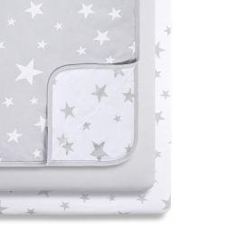 Snuz 3pc Crib Bedding Set Stars