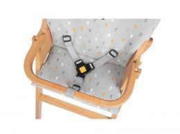 Safety 1st Nordik Comfort Cushion Warm Grey