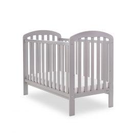 Obaby Lily Cot Warm Grey