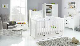 Obaby Stamford Classic 7 Piece Room Set White