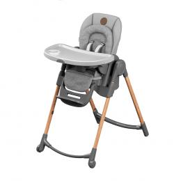 Maxi Cosi Minla Folding Highchair Essential Grey