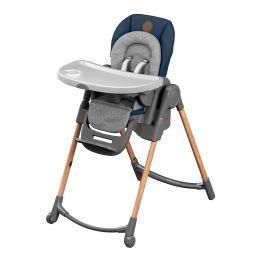 Maxi Cosi Minla Folding Highchair Essential Blue