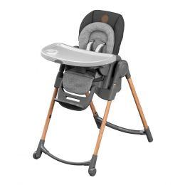 Maxi Cosi Minla Folding Highchair Essential Graphite