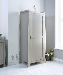 Obaby Stamford Single Wardrobe Warm Grey