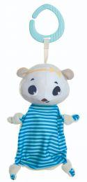 Tiny Love Eleanor the Bear Blanky Polar Wonders™