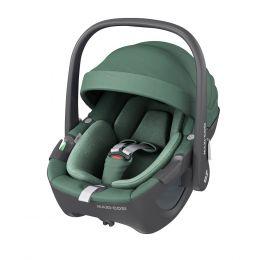 Maxi Cosi Pebble 360 I-Size Car Seat Essential Green