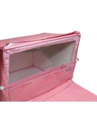 Silver Cross Balmoral Rain Shield Pink
