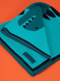 Ziggle Blanket Dragon Kingdom by Cosatto Blue