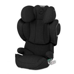Cybex Solution Z I-Fix Plus Car Seat Deep Black