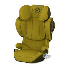 Cybex Solution Z I-Fix Plus Car Seat Mustard Yellow
