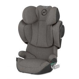 Cybex Solution Z I-Fix Plus Car Seat Soho Grey