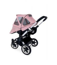 Bugaboo Donkey Breezy Sun Canopy Soft Pink