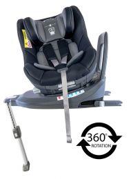 Cozy N Safe Merlin 360 Child Car Seat Black/Grey