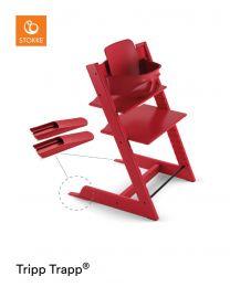 Stokke® Tripp Trapp® Extended Glider Set Red