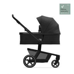 Joolz Hub+ Pushchair And Carrycot Brilliant Black