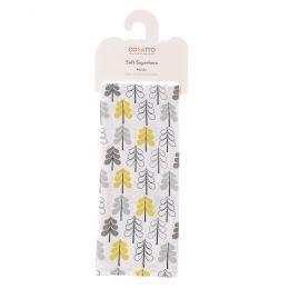 Ziggle Muslin Fika Forest by Cosatto Yellow