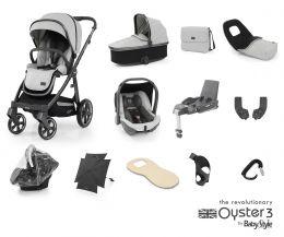 BabyStyle Oyster 3 Ultimate Bundle Tonic City Grey