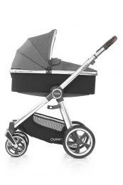 BabyStyle Oyster 3 Pram & Pushchair Mercury Mirror
