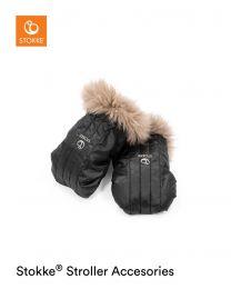 Stokke® Stroller Mittens Black