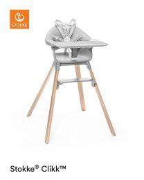 Stokke® Clikk™ High Chair Cloud Grey Plus FREE Travel Bag