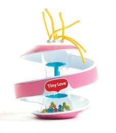 Tiny Love Inspiral Rainstick Pink