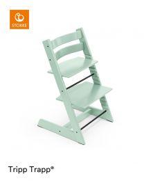 Stokke® Tripp Trapp® Chair Soft Mint & Cushion (+ Free Baby Set)