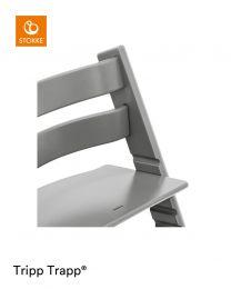 Stokke® Tripp Trapp® Chair Storm Grey & Cushion (+ Free Baby Set)