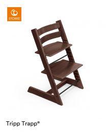 Stokke® Tripp Trapp® Chair Walnut & Cushion (+ Free Baby Set)