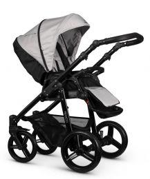 Venicci Soft 3 in 1 Travel System Light Grey (inc Car Seat)