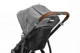 UPPAbaby VISTA Leather Handlebar Covers Saddle