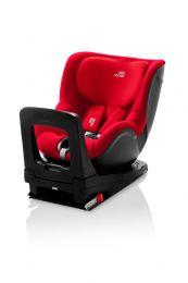 Britax Dualfix M I-Size Car Seat Fire Red