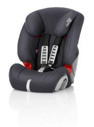 Britax Evolva 1-2-3 Car Seat Storm Grey