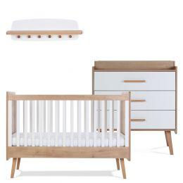 Silver Cross Westport Two Piece Room Set Plus Shelf