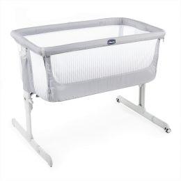 Chicco Next2Me Air Side Sleeping Crib Stone