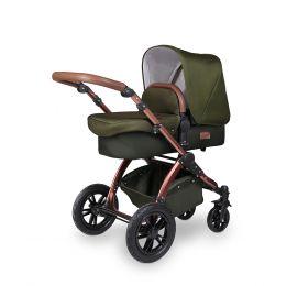 Ickle Bubba Stomp V4 Special Edition Pram & Pushchair Woodland/Bronze