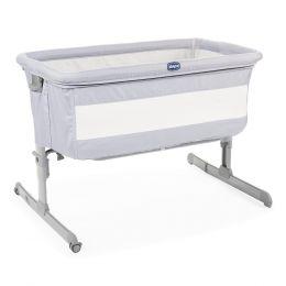 Chicco Next2Me Side Sleeping Crib Grey