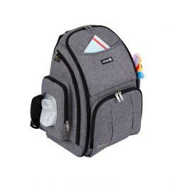 Safety 1st Backpack Changer Black Chic