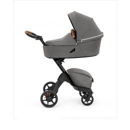 Stokke®  Xplory® X Pushchair & Carrycot Modern Grey