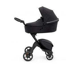 Stokke®  Xplory® X Pushchair & Carrycot Rich Black