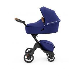 Stokke®  Xplory® X Pushchair & Carrycot Royal Blue