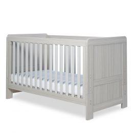 Ickle Bubba Pembrey Cot Bed Ash Grey