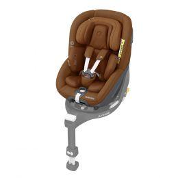 Maxi Cosi Pearl 360 I-Size Car Seat Authentic Cognac
