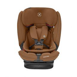 Maxi Cosi Titan Pro Car Seat Authentic Cognac