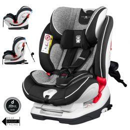 Cozy N Safe Arthur Group 0+/1/2/3 Child Car Seat Graphite