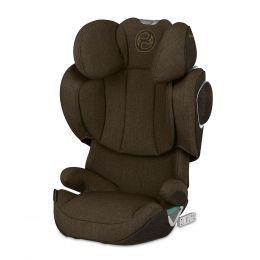 Cybex Solution Z I-Fix Plus Car Seat Khaki Green
