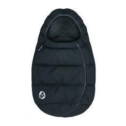 Maxi Cosi Infant Carrier Footmuff Essential Black