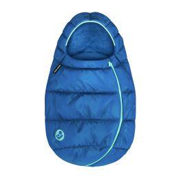 Maxi Cosi Infant Carrier Footmuff Essential Blue