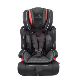 Cozy N Safe Everest Car Seat Black/Red